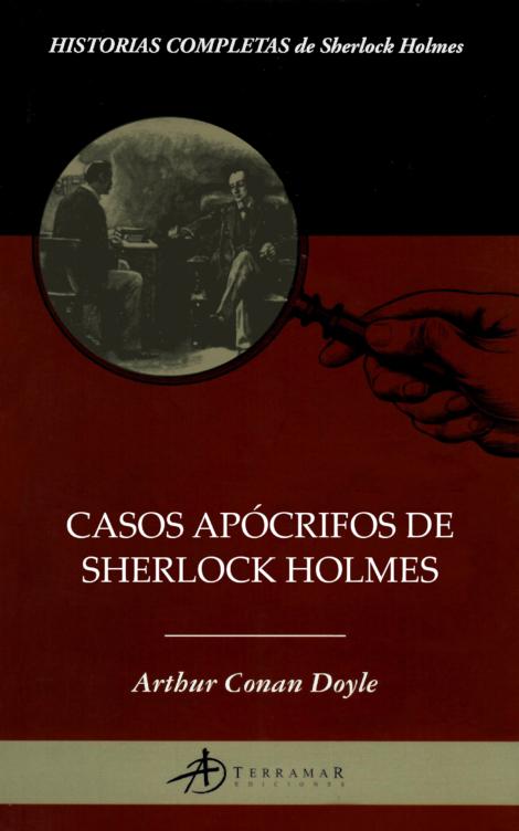 Casos apócrifos de Sherlock Holmes nuevas