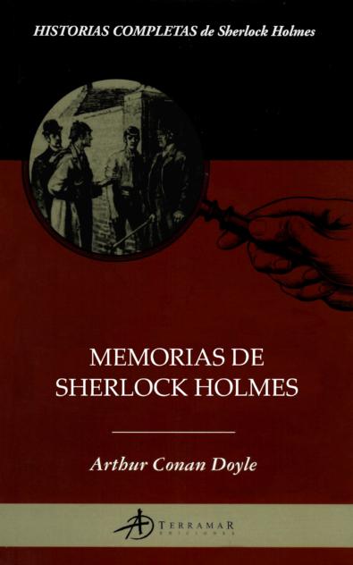 memorias de sherlock holmes nueva